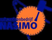 logo natuursteenbedrijf Nasimo